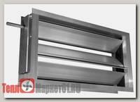 Воздушная заслонка для прямоугольных каналов Lessar LV-BDTM 400x200